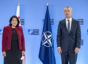 В НАТО призвали Грузию продолжать реформы